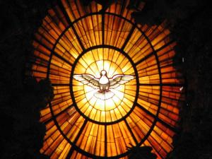 The Dove - A Symbol of OUR Gift of Spiritual Birth of holy spirit